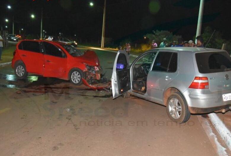 Acidente mata idosa e deixa dois feridos em Maracaju