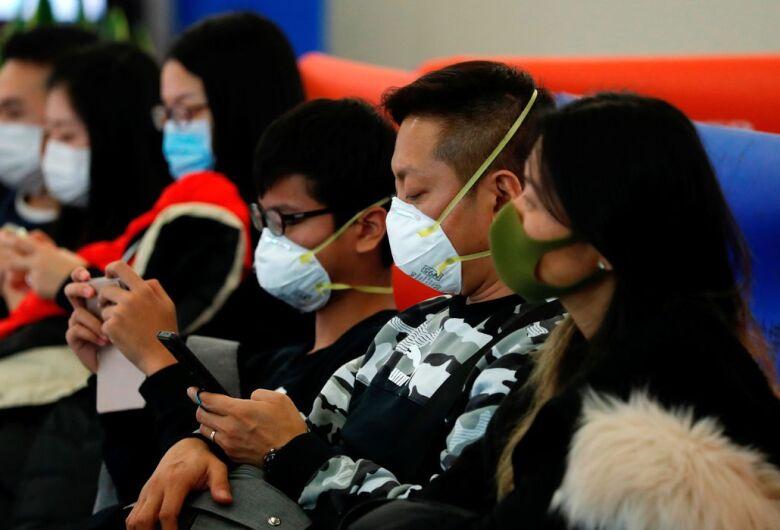 Quase 70 países atingidos pelo novo coronavírus