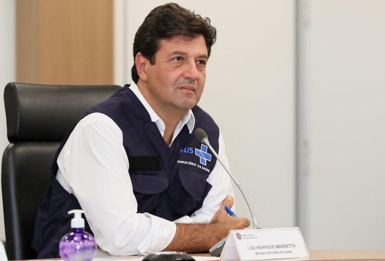 Ministro Mandetta não cogita pedir demissão
