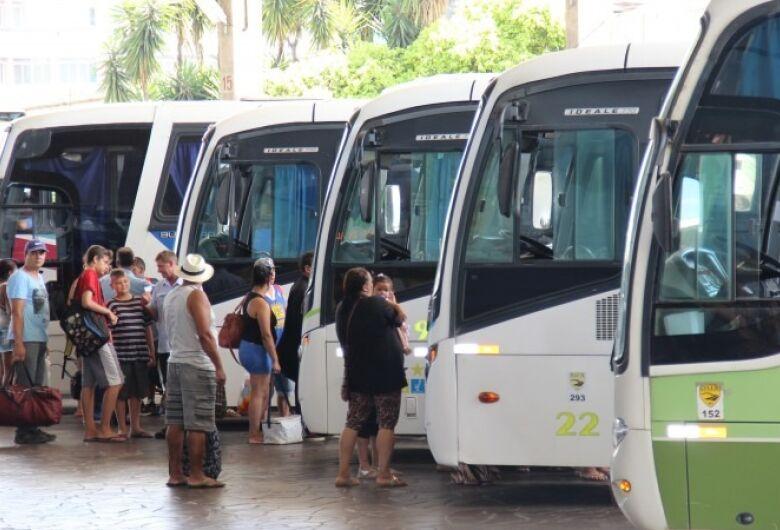 Governo suspende transporte intermunicipal de passageiros em MS