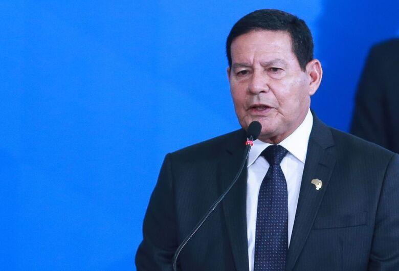 Vice-presidente participa da primeira reunião do Conselho da Amazônia