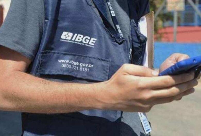 IBGE abre mais de 200 vagas temporárias para o Censo em Dourados