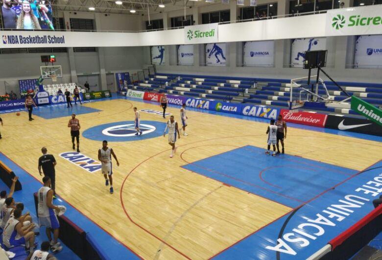 Covid-19 - Liga Nacional de Basquete paralisa atual temporada da NBB