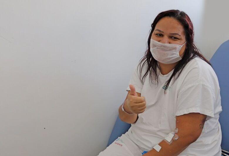 Paciente do Hospital Regional de Ponta Porã se recupera de coronavírus e terá alta nos próximos dias