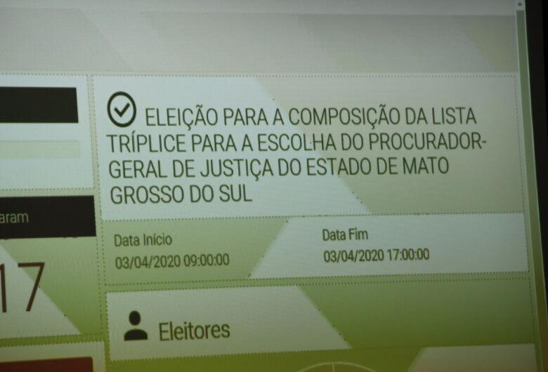 Cargo de Procurador-Geral de Justiça será ocupado pela primeira vez por um Promotor