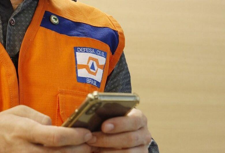 Defesa Civil dispara mensagens de alertas de prevenção contra o Covid-19