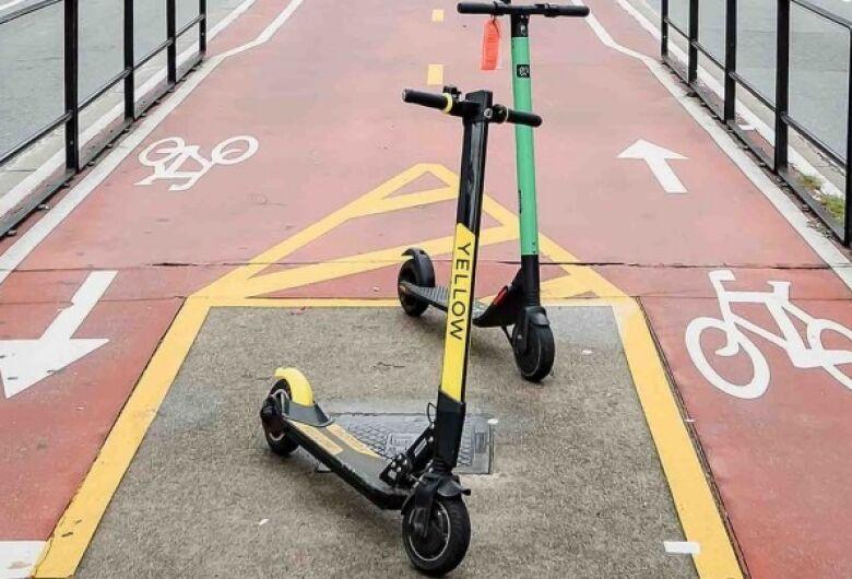 Relatório aponta que microveículos são mais seguros para os pedestres