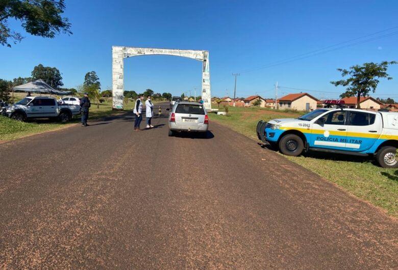 8 acidentes são registrados em rodovias estaduais durante feriado prolongado