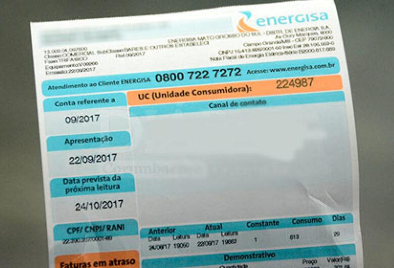 Em meio à crise, tarifa de energia sobe e reajuste em MS chegará no mês de julho