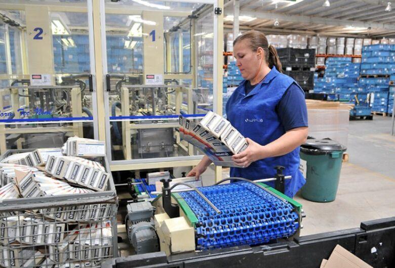 Ainda sem contabilizar a Covid-19, produção industrial de MS fica estável em fevereiro