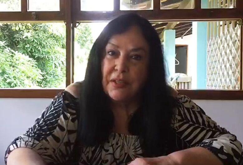 Rose de Freitas defende isolamento social e suporte imediato para os mais pobres