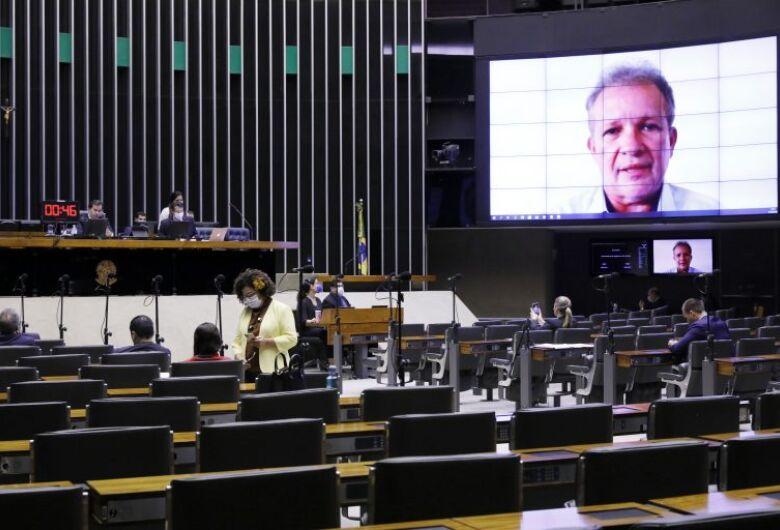 Plenário pode votar hoje ajuda a estados e Contrato Verde e Amarelo