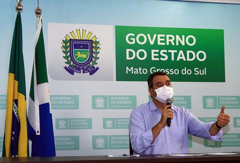 Coronavírus: Governo vai definir plano de recuperação econômica para Mato Grosso do Sul