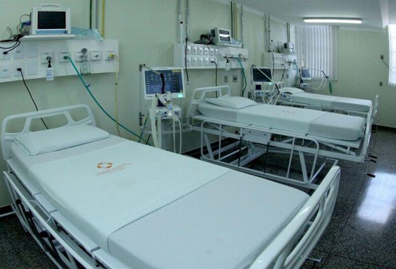 Para enfrentar coronavírus, Estado garante 138 novas UTI's, 281 leitos clínicos e 48 semi-intensivos