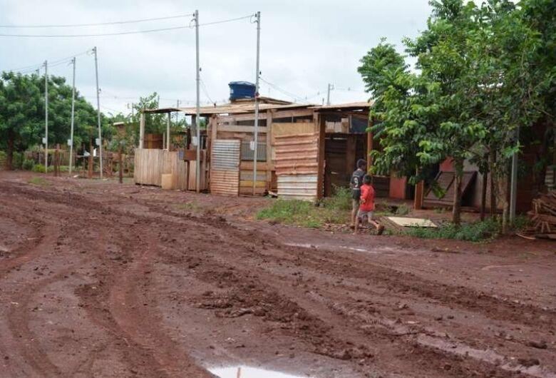 O PROGRESSO Digital está arrecadando alimentos, água e itens de higiene para comunidade carente de Dourados