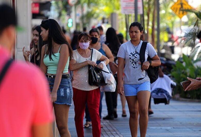 Jovens e adultos representam quase 65% dos infectados por coronavírus em MS