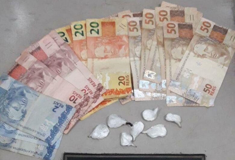 Traficante é preso em Dourados com papelotes de cocaína