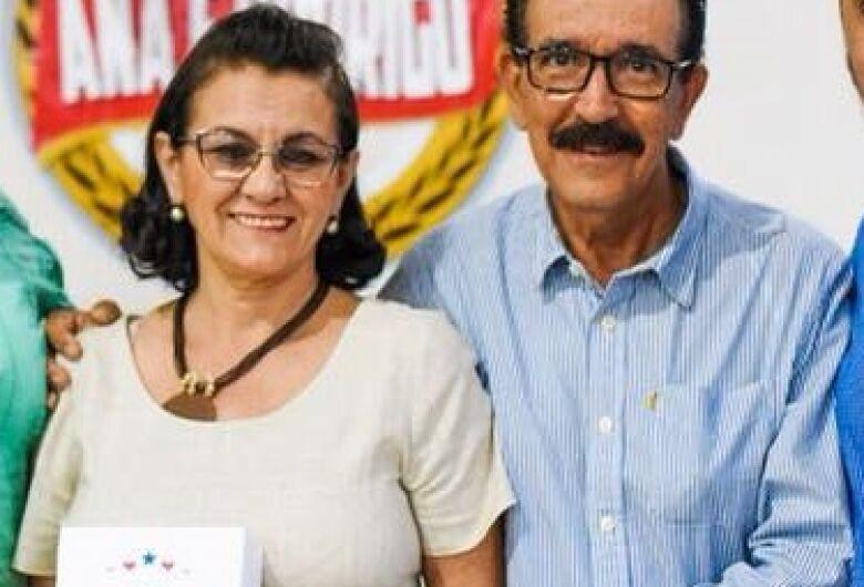 Josélia Soares, esposa de Idenor Soares, morre em Dourados