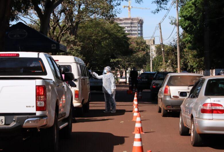 Barreira sanitária continuará no fim de semana em Dourados