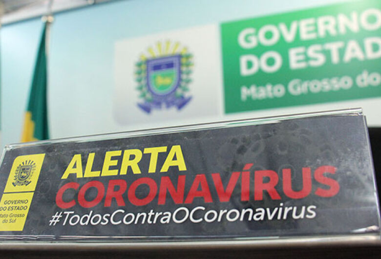 Com mais 25 casos confirmados, MS registra 13° óbito e chega a 430 infectados com coronavírus