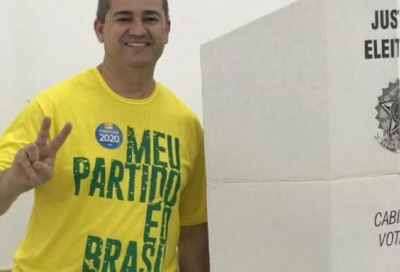 Fabio Luis lança pré-candidatura abrindo mão de fundos públicos