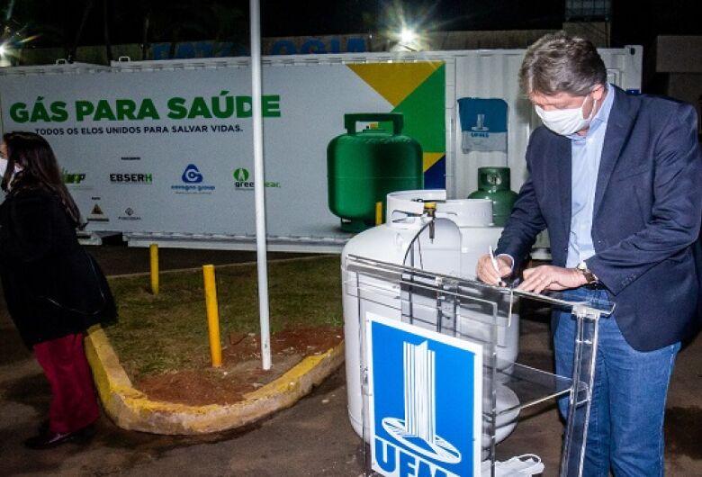 Investimento em ciência e tecnologia permite uso do gás de cozinha como fonte de energia em MS
