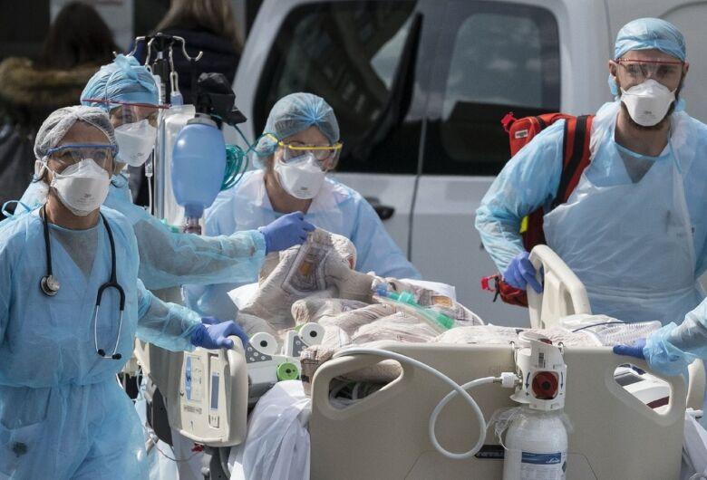 Estudo projeta mais de 1 milhão de casos e 80 mil mortes por Covid-19 no Brasil