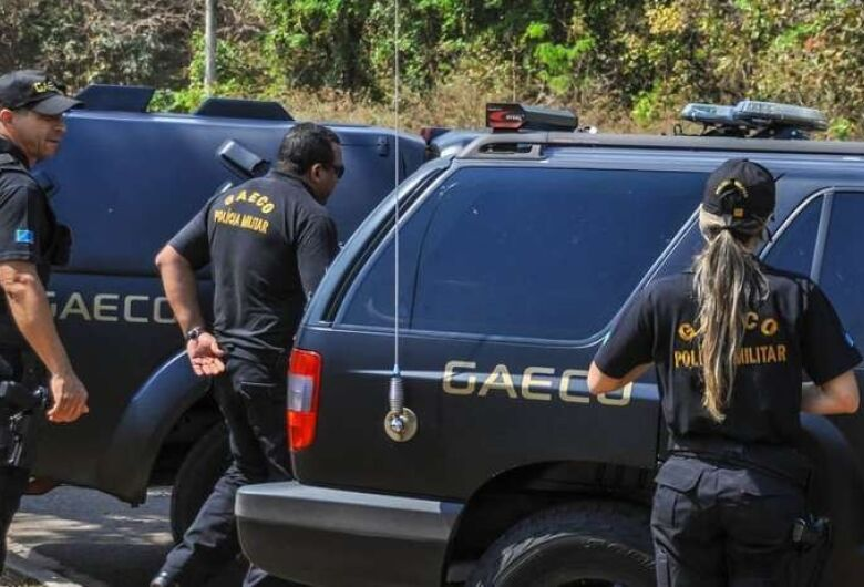 Operação do Gaeco em Banderantes cumpre também mandados em Dourados