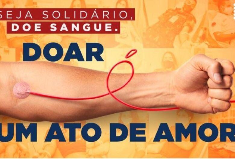 Ministério da Saúde lança nova campanha de doação de sangue 2020