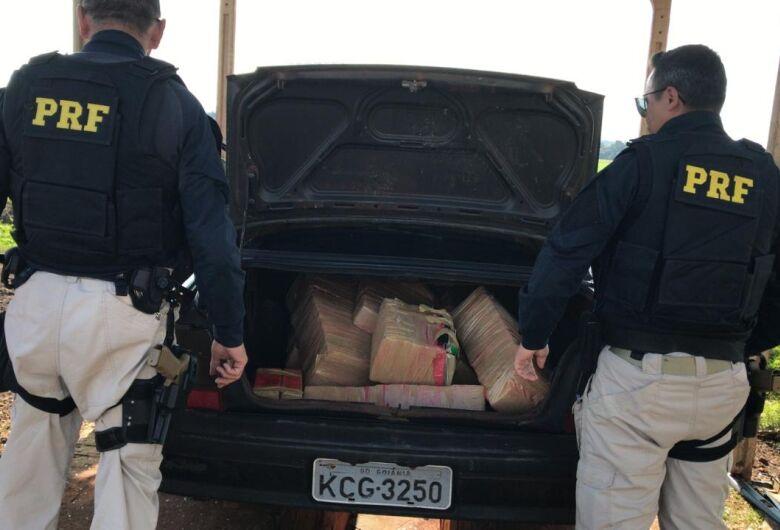 Moradores de Dourados são presos com droga próximo a fronteira