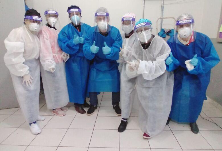 Comitê de Crise do Coronavírus aprova manual de conduta e uso de EPIs para serviços de saúde