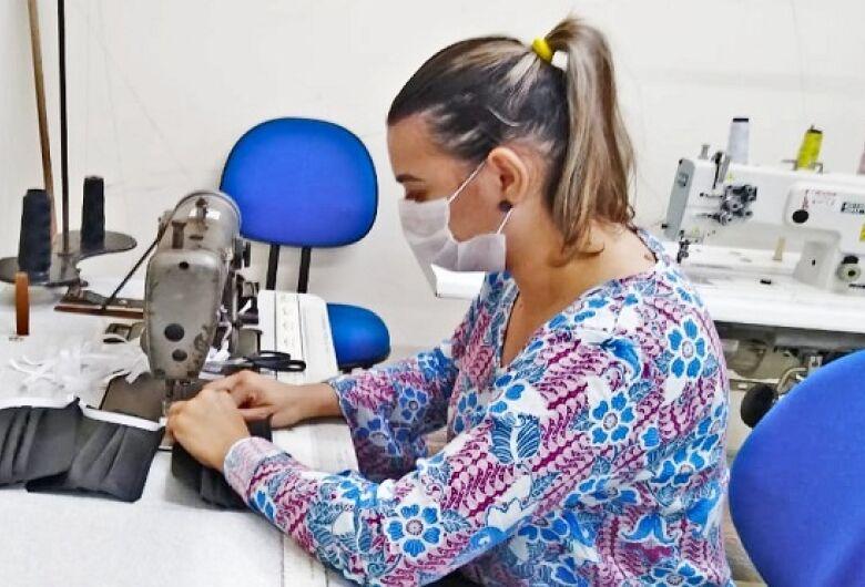 Mato Grosso do Sul incentiva fabricação de máscaras de proteção
