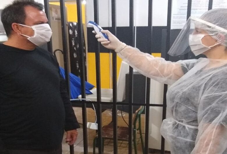 Medidas sanitárias e tecnologia ajudam a barrar pandemia em presídios de MS