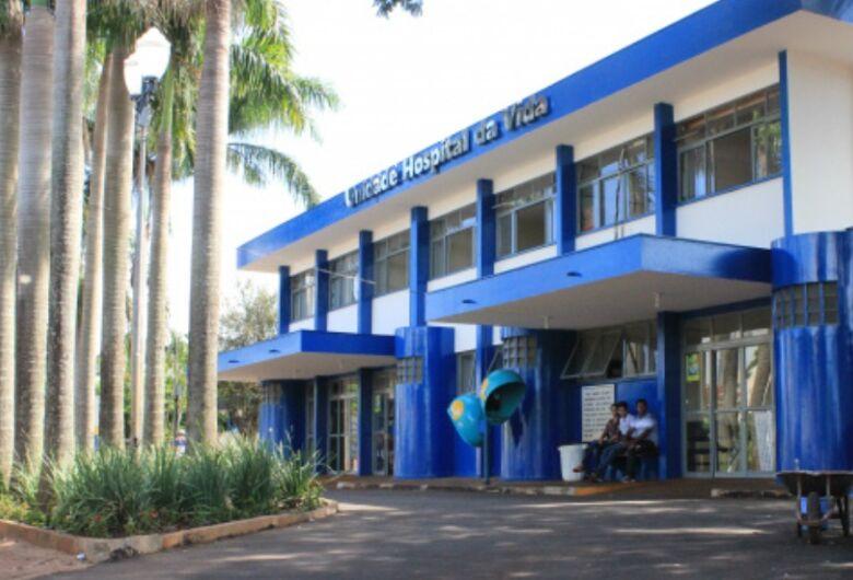 Segundo diretor administrativo, Funsaud mantém estoque de material no Hospital da Vida