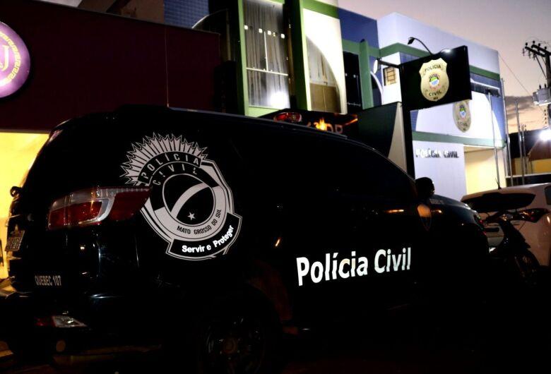 Suspeito de violento homicídio é preso por policiais civis em Ivinhema