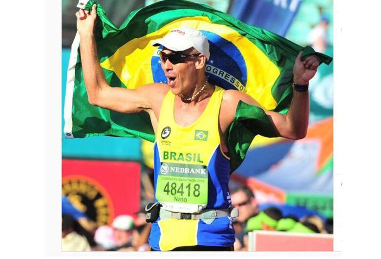 Brasileiros dão show de solidariedade em ultramaratona virtual