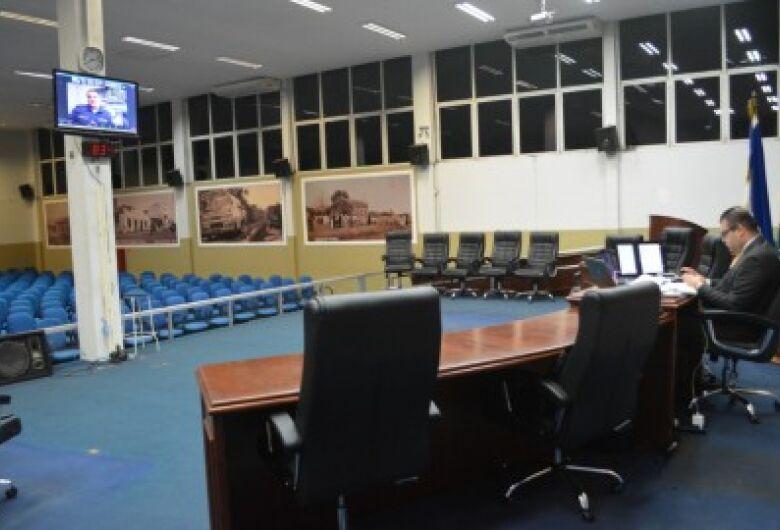 Câmara de Dourados exalta trabalho da Guarda Municipal no combate à Covid-19