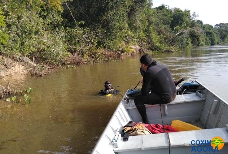Turistas encontram corpo de adolescente que desapareceu no rio Piquiri