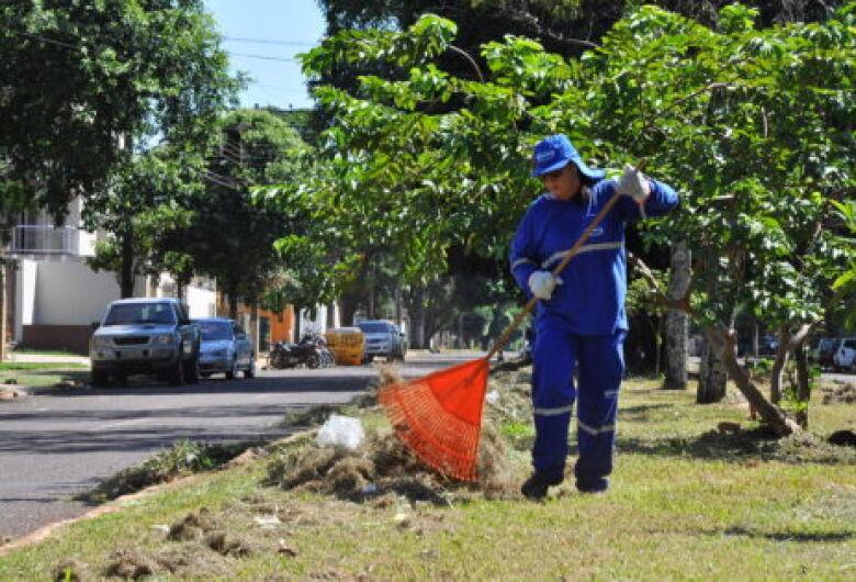 Limpeza urbana vai custar R$ 31 milhões em um ano
