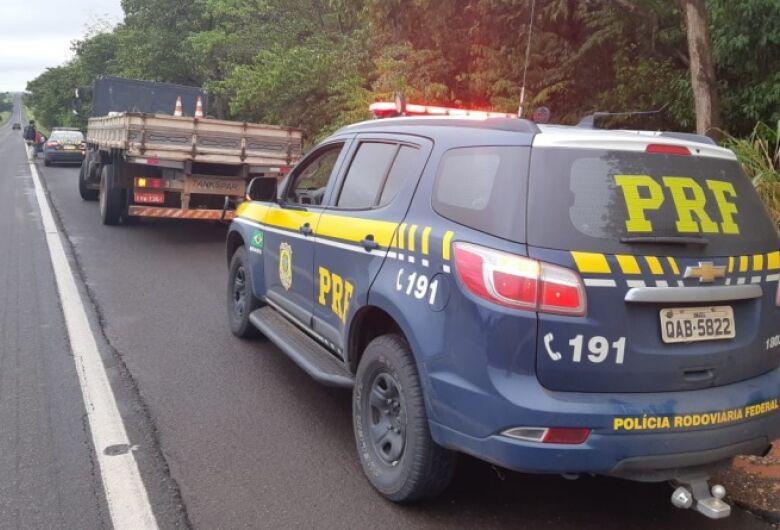 Mais de 1 tonelada de maconha é apreendida durante abordagem policial em Bataguassu