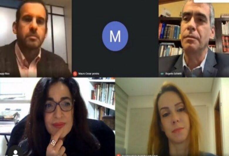 Webinário discute igualdade de gênero prevista na Agenda 2030 da ONU