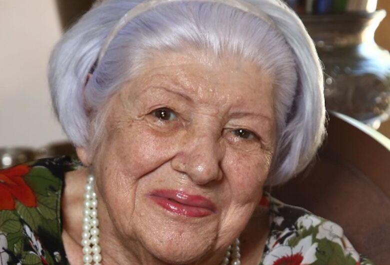 Morreu neste sábado Neuza Carvalho do Amaral, pioneira em Dourados