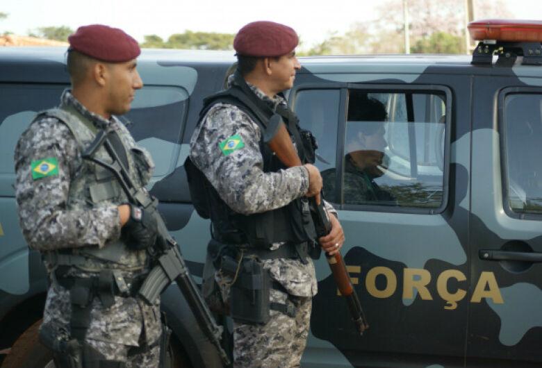 Ação da Força Nacional contra crimes fronteiriços em MS é prorrogada