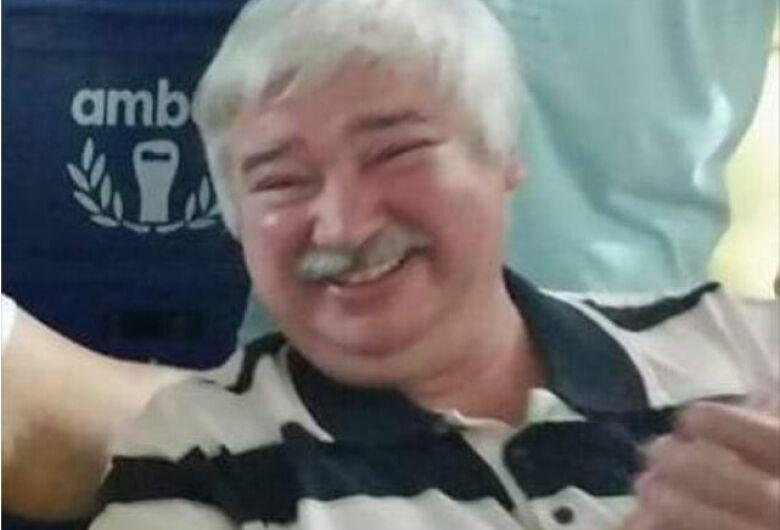 Morreu na tarde desta quinta-feira (09) Doutor Monteiro, vítima de covid-19