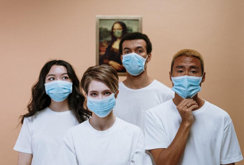 Segundo estudos, uso massivo de máscaras pode impedir segunda onda de Covid
