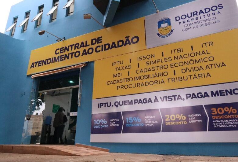 Dourados lança programa de conciliação de dívidas