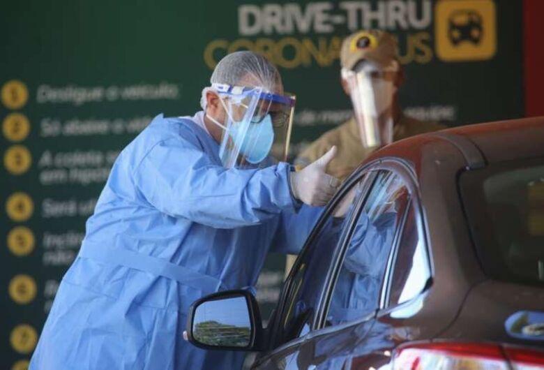 Homem de 52 anos é a 44ª vitima fatal da Covid-19 em Dourados