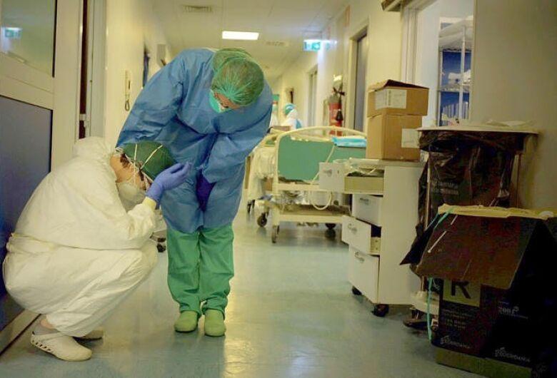 Em Dourados, 228 servidores da Saúde foram infectados com coronavírus