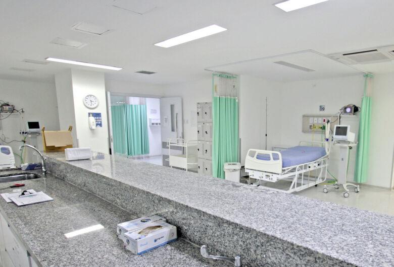 SES divulga novo mapa hospitalar de combate ao coronavírus