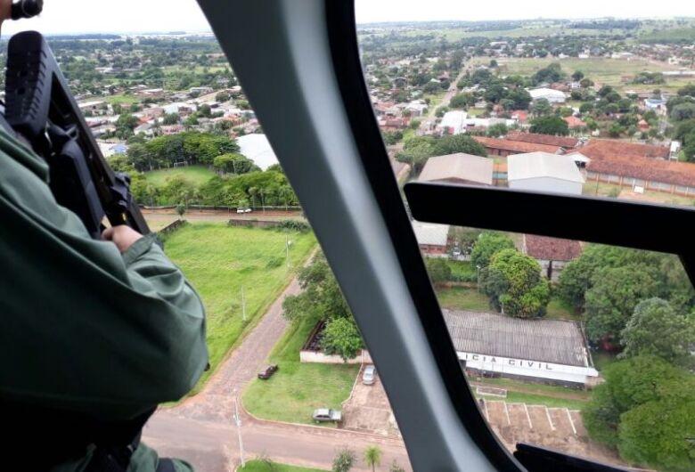 UEMS realiza aula inaugural de Especialização em Segurança Pública e Fronteiras